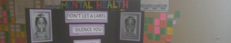 Don't Let A Label Silence You ... a feminist activism project at Carleton University